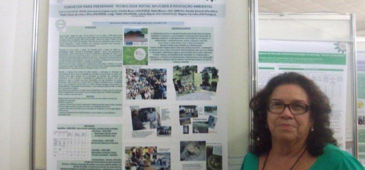 IPEDS no encontro de educação ambiental